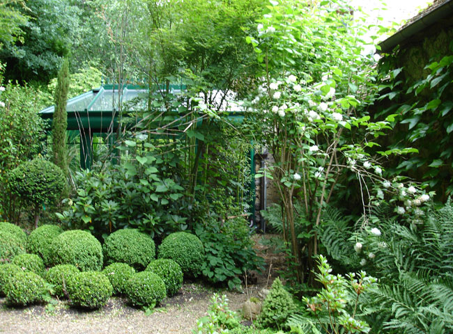 Jardin du petit bordeaux for Jardin bordeaux