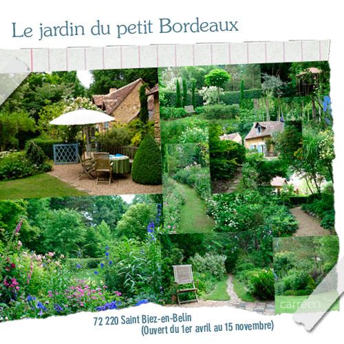 Jardin du petit bordeaux for Le petit jardin karaoke