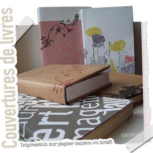 Jaquettes de livres à télécharger