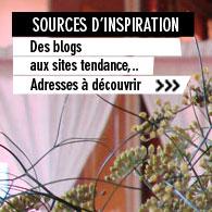 Sources d'inspiration