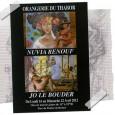 Jo Le Bouder, artiste peintre, expose avec Nuvia Renouf à l'orangerie du jardin du Thabor de Rennes (35) du lundi 16 avril au dimanche 22 avril 2012. Cet artiste peintre […]