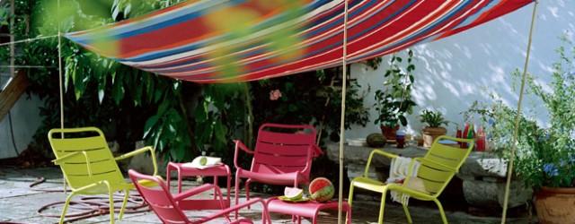 Fermob invite le soleil à faire son entrée avec ses produits design, colorés et confortables… L'outdoor est plus que jamais de mise, imaginé comme un véritable espace de vie, aménagé...