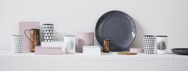 Vous aimez le style minimaliste et les mélanges de style, alors vous adorerez la collection 2013 de la marque déco Tine K Home. Cette marque de déco danoise propose des...