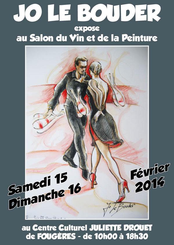 Expo Jo Le Bouder