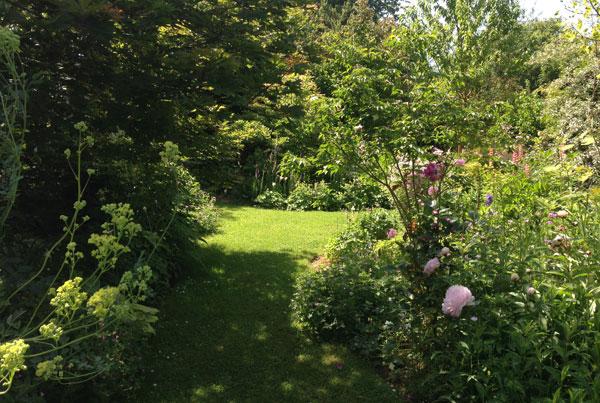Le jardin de Marigny