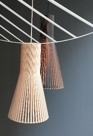 Luminaires en bois Secto Design