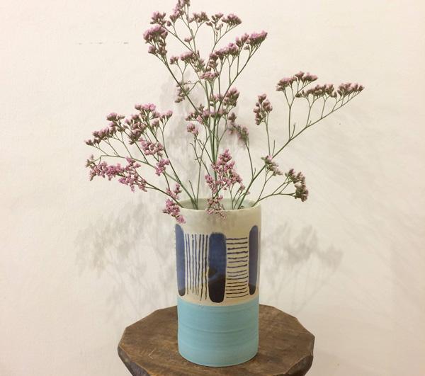 Vas céramique Bianina Ceramics