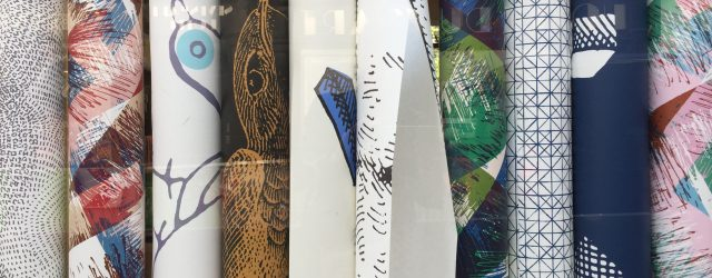 C'est dans le Marais, quartier Saint-Paul situé dans le 4earrondissement de Paris, que la créatrice Cécile Figuette a son showroom de papiers peints «Bien Fait Paris«. Le papier paysage, le […]