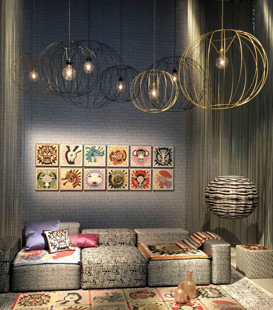 Tendances d co du salon maison objet paris 2018 les for Objet decoration salon