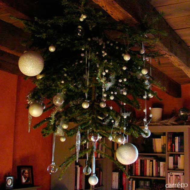 Une déco originale pour le sapin de Noël