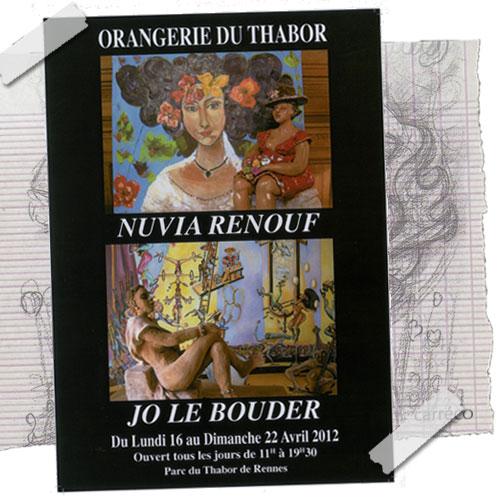Exposition Jo Le Bouder