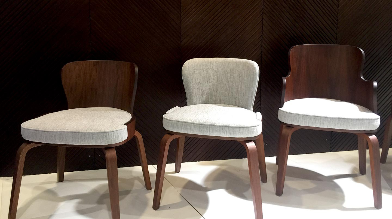 Collection de chaises
