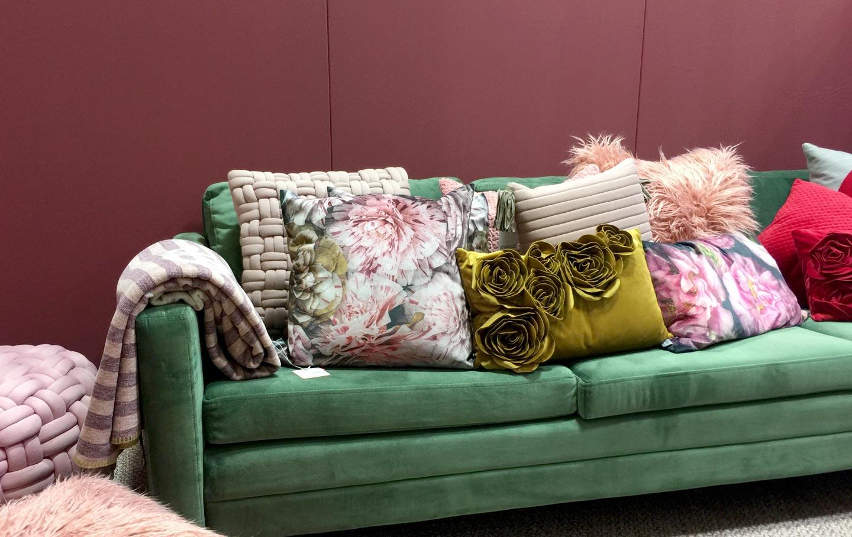 Collection de coussins Home Linen