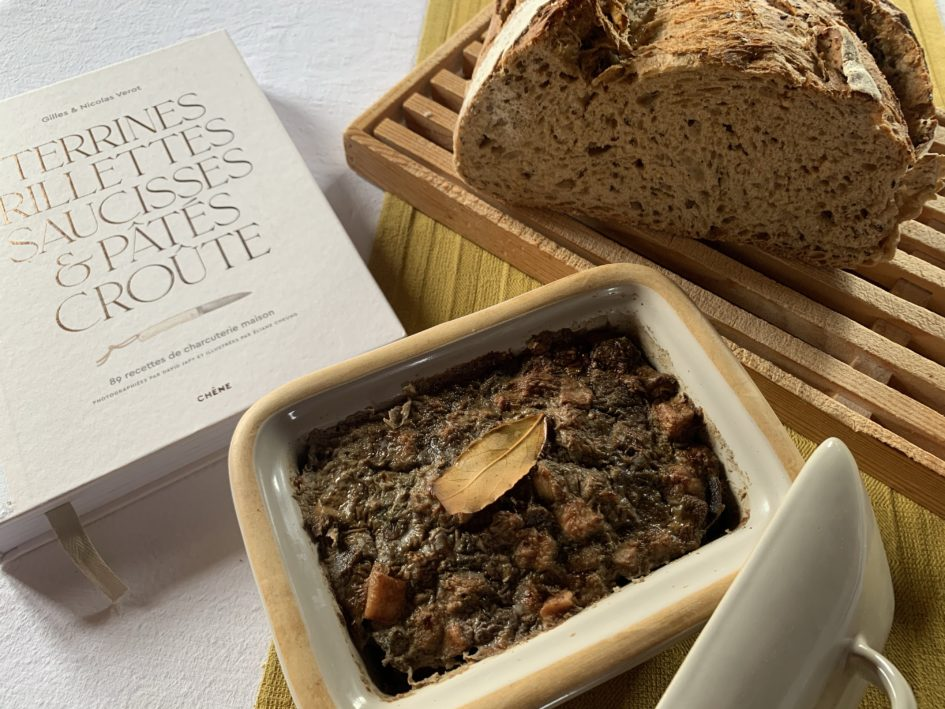 Pâté breton de la maison Vérot